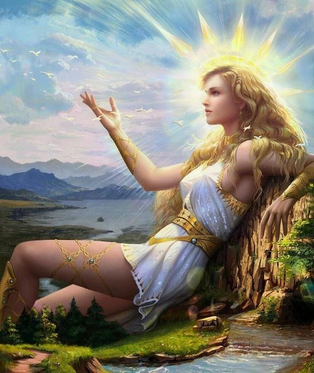 Красавица Афродита