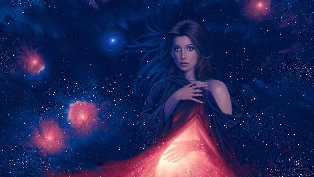 Богиня Нюкта