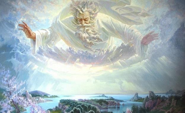 Бог неба Уран был нетерпим к своим детям