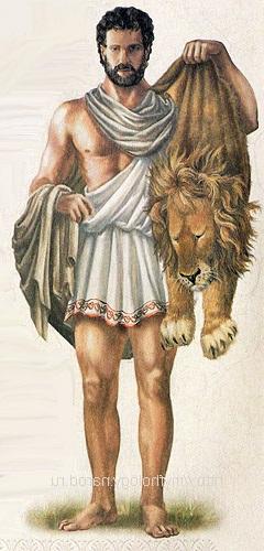 Критский бык (7 подвиг геракла) читать миф и легенду 12.