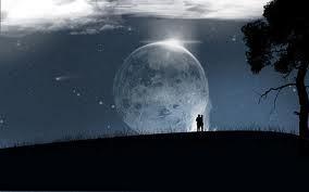 Луна в знаке рыб