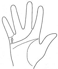 кольцо меркурия на руке фото