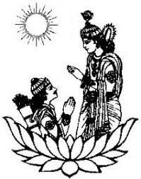 Кришна и Арджуна