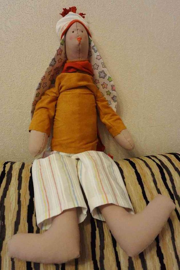 Как сделать куклу настоящую