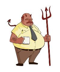 Начальник из ада